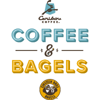 logo coffee and bagels