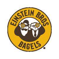 logo einstein bagels